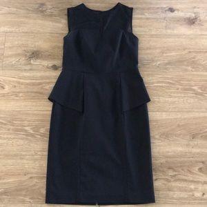 ◾️ Cache Black Dress with Mesh Top ◾️